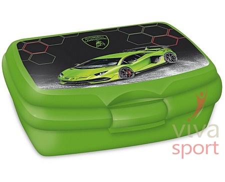 Lamborghini uzsonnás doboz 92548350