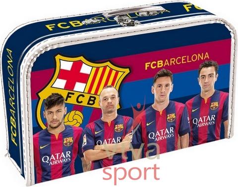Barcelona bőrönd 35x22x10 cm
