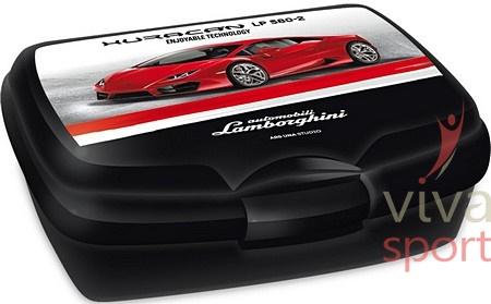 Lamborghini uzsonnás doboz 92547841
