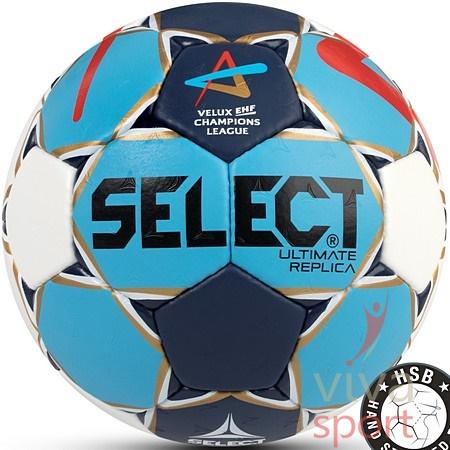 7eac9dfb62 Select Ultimate Replica Champions League kézilabda, kék-fehér-piros ...
