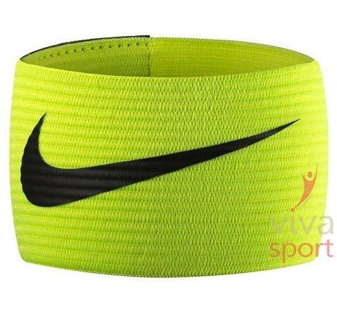Csapatkapitányi karszalag uv sárga Nike Arm Band 2.0