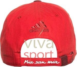 Bayern München baseball sapka Adidas AA0747 - VivaSport Webáruház ... 495be7df37